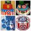 Cetakan kue kering fondant the Avengers Captain America (2)