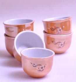 Cetakan Kue Talam Dari Keramik ini dapat juga sebagai cetakan kue lumpang, cetakan kue apem, cetakan kue mangkok.
