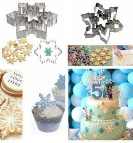 Cetakan fondant dan cetakan kue kering ini merupakan multi fungsi, cetakan yang dapat difungsikan menjadi hiasan kue ulang tahun.