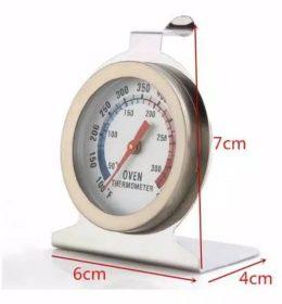 Termometer oven analog ini adalah alat pengukur suhu panas oven yang simpel, praktis untuk digunakan memanggang kue.