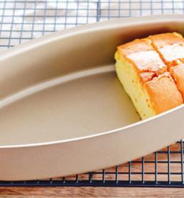 Loyang Kue Cake Keju Tanpa Sambungan Anti Lengket (2)