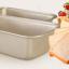 Loyang Roti Tawar Tanpa Tutup ini merupakan Loyang roti tawar berlapis teflon non stick yang tentu saja anti lengket. (1)