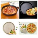 Loyang Pizza Teflon Bentuk Bulat Harga Istimewa