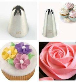 Alat Dekorasi Cake Spuit Bintang No.2D. (2)