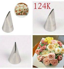 Spuit Mawar No 124K Untuk Dekorasi Kue Tart.